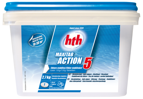 MAXITAB 135g Action 5